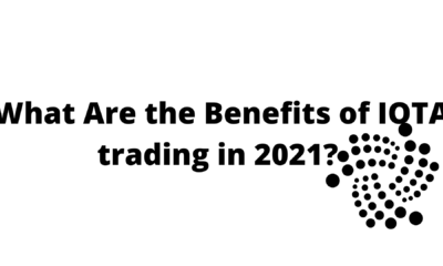 What Are the Benefits of IOTA trading?