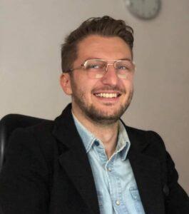 Astrit Halili - Editor in Chief - Crypto Academy